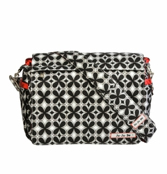 TEMPORARILY OUT OF STOCK Ju-Ju-Be Better Be Messenger Style Diaper Bag - Crimson Kaleidoscope