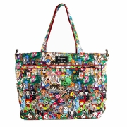TEMPORARILY OUT OF STOCK Ju-Ju-Be Super Be Tote Bag - Tokidoki Fairytella