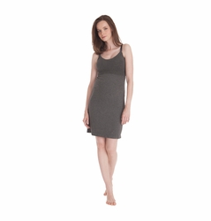 TEMPORARILY OUT OF STOCK Seraphine Georgia Seamless Bamboo Maternity Nursing Nightie