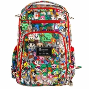 TEMPORARLIY OUT OF STOCK Ju-Ju-Be Be Right Back Backpack Style Diaper Bag - Tokidoki Fairytella