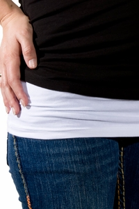The Belly Button Pant Converter Maternity Band