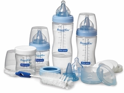 The First Years Breastflow BPA Free Starter Kit