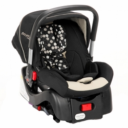SOLD OUT The First Years I480 Contigo Designer Infant Car Seat - Naturalization