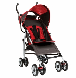 The First Years Ignite Designer Stroller - Red Stripe