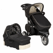 The First Years Naturalization ATS All Terrain Jogging Stroller With Bassinet