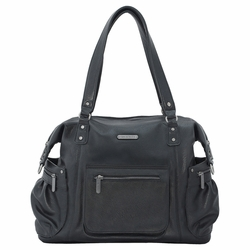 Timi And Leslie Abby Diaper Bag - Black