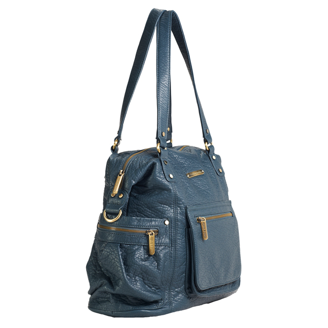 Timi And Leslie Abby Diaper Bag - Ocean Bluek