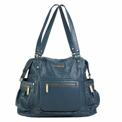 Timi And Leslie Abby Diaper Bag - Ocean Blue