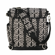 SOLD OUT Timi And Leslie Canvas Two In One Backpack Diaper Bag - Mackenzie