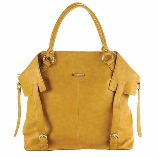 SOLD OUT Timi And Leslie Charlie Diaper Bag Tote - Mustard