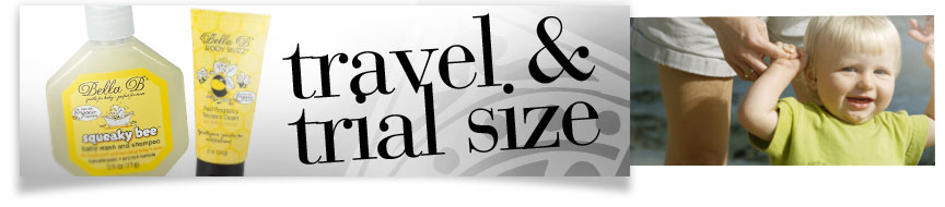 travel and trial size