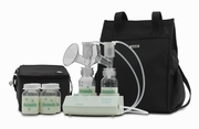 Ameda Purely Yours Breast Pump with Carryall
