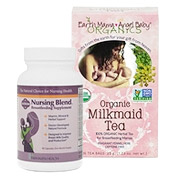 Breast Milk Supply & Supplements