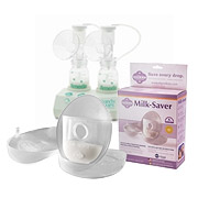 Breast Pump & Milk Storage