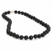 Chewbeads Jane Teething Necklace – Black