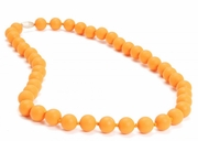 Chewbeads Jane Teething Necklace – Creamsicle