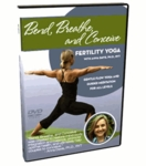 Fertility Yoga DVD with Anna Davis, PhD