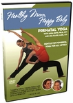 <em>Healthy Mom, Happy Baby</em> Prenatal Yoga DVD