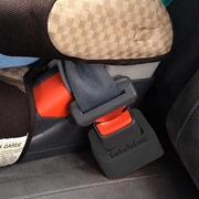 LulaBloc Car Seat Buckle Holder