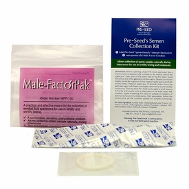 Pre~Seed Semen Collection Kit