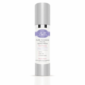 Pure Radiance Facial Sunscreen