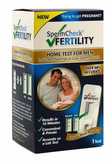 SpermCheck Fertility Test