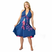 I Dream of Sushi Labor & Delivery Gown