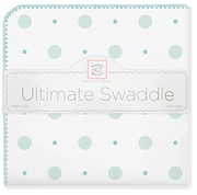 Ultimate Swaddle Blanket – Little Dots Big Dots