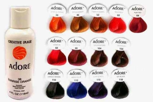 Adore Shinning Semi-Permanent Hair Color 4 oz
