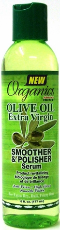 Africa's Best Organics Olive Extra Vrigin Smoother & Polisher Serum 6 oz