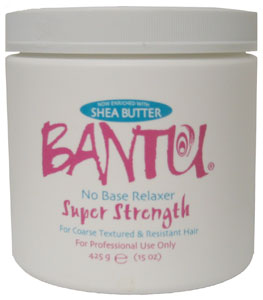 Bantu NO BASE RELAXER 15 oz