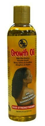 BB Growth Oil 8 oz
