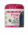 BB PINE TAR Super Gro Temple & Scalp Conditioner 6 oz