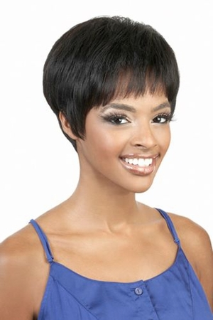 Beshe Human Hair Wig BEBE - Click to enlarge