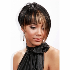 Bobbi Boss 100% Human Hair Wig MH 1204 - Click to enlarge