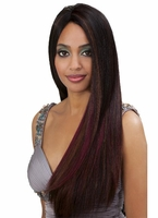 Bobbi Boss Indiremi NATURAL YAKY Virgin Human Hair Remy Weave 10 Inch