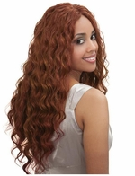 Bobbi Boss Indiremi Virgin Human Hair Remy Weave OCEAN WAVE 12 Inch