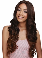 Bobbi Boss Lace Front Wig MLF52 APPLE GREEN