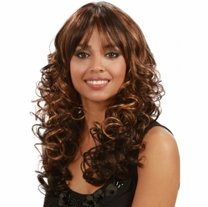 Bobbi Boss Easy Wear Half Wig MTQ52 POLARIS [D] - Click to enlarge