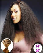 Bohyme Remy BRAZILIAN WAVE Weaving 14 & 20 & 22 Inch