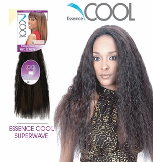 Essence Cool H.H Super Wet & Wavy Bulk 14 18 Inch