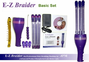 EZ Braider Braid Machine