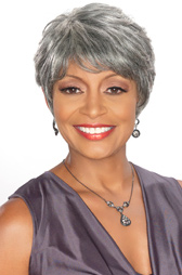Foxy Silver Collection Human Hair PRISCILLA Wig