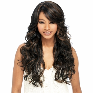 Freetress Equal Fullcap Band Half Wig Dream Girl - Click to enlarge