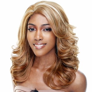 Freetress Equal Lace Front Invisible Part Wig VALENTINE - Click to enlarge