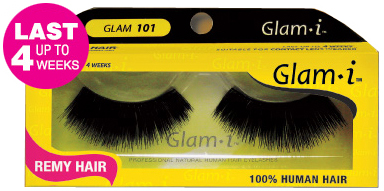 Glam-i Remy Human Hair Eyelashes