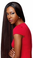 Sensationnel Goddess Select 100% Remi Human Hair Yaki Weave 12 Inch (Buy 1 Get 1 Free)