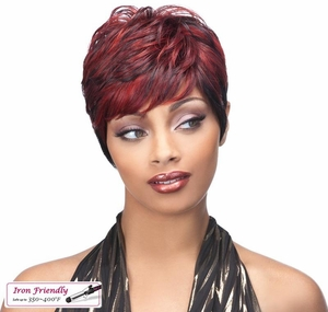 It's a Wig Lace Front Wig CHERRY - Click to enlarge