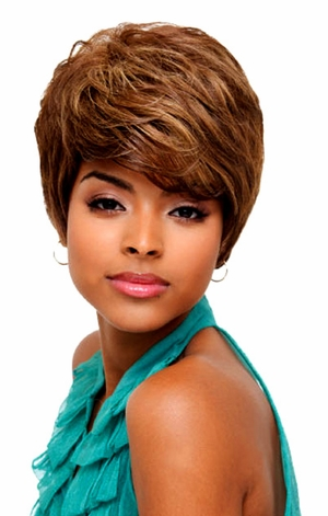 Janet Collection Brazilian Natural Wig NANCYO - Click to enlarge