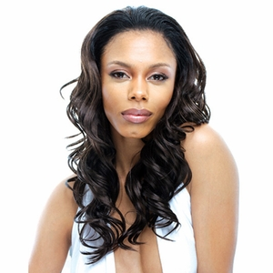 Janet Collection Easy Wear Half Wig MILIAN - Click to enlarge